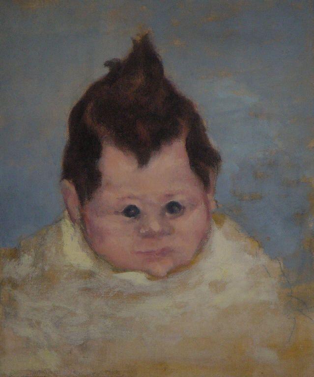 Baby Naomi (courtesy of NBM Collection)