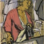 Ironing (courtesy of NBM Collection)