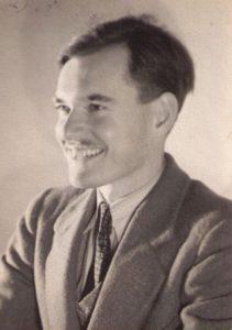 John Sutherland 1950
