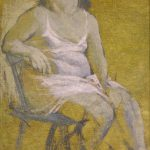 Woman Seated (courtesy of NBM Collection)