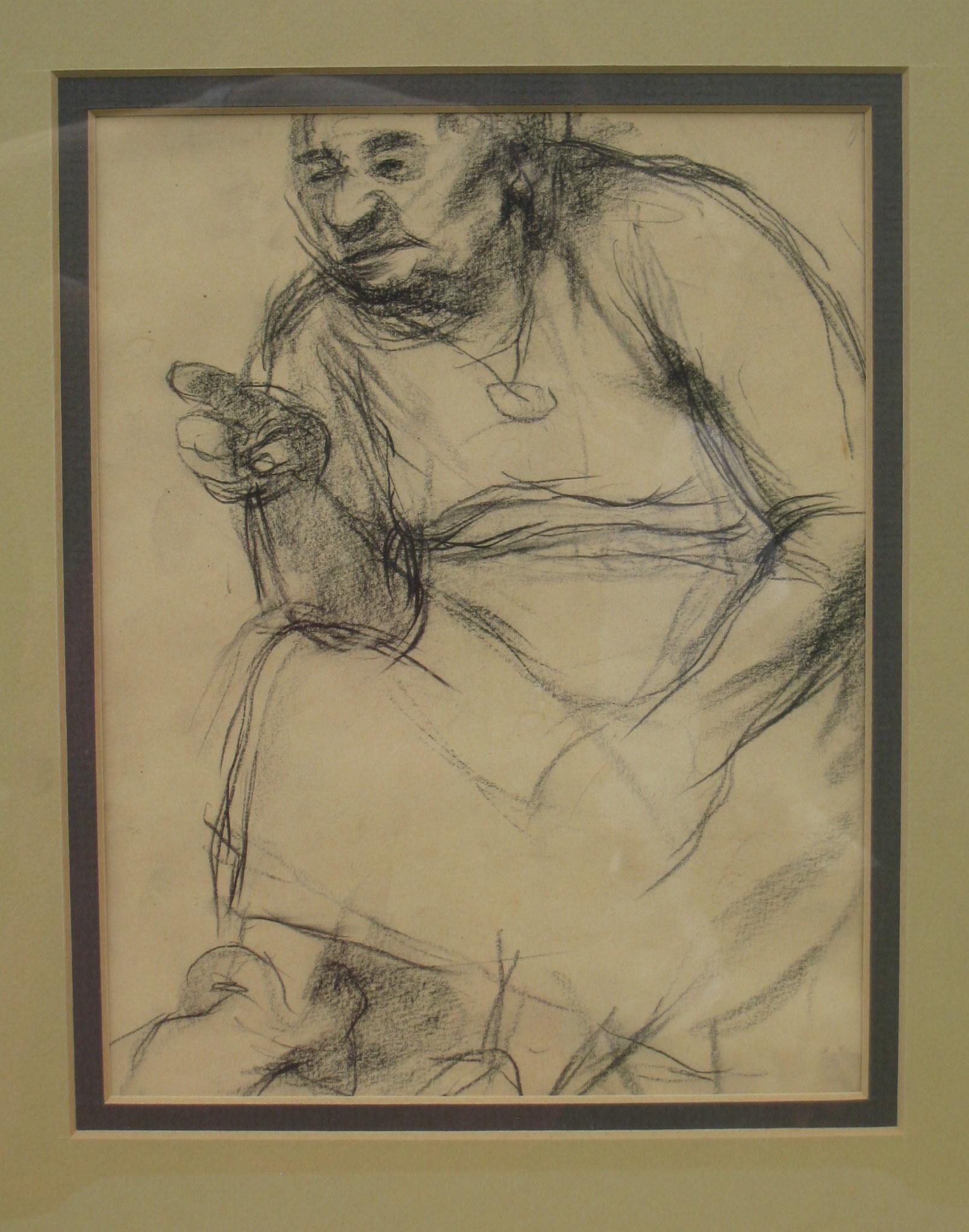 Keine Lazarovitch - drawing
